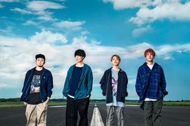 04 Limited Sazabys、11月28日&29日にAichi Sky Expo単独公演「YON EXPO'20」開催!