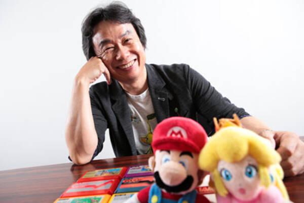 マリオの生みの親、任天堂・宮本茂の制作秘話「マリオやカメを方眼紙に描いて作ってたんです!」 (2013年7月22日) - エキサイトニュース