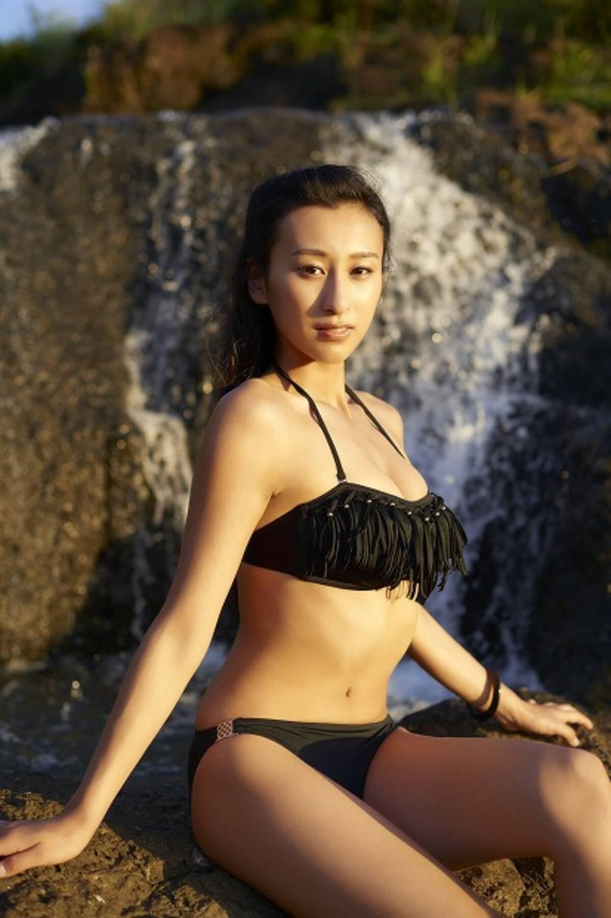 大反響の浅田舞 ネット写真集が最も売れたコンテンツ グラジャパ アワード2015 第1位に 15年8月31日 エキサイトニュース