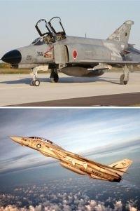 元米海軍×元空自──複座戦闘機乗...
