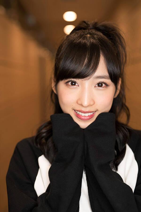 "AKB48の""未来""と呼ばれる小栗有以がピュアすぎる!「ブランコに ..."