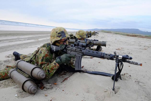 """長らく犬猿の仲だった陸上自衛隊&海上自衛隊が""""初コラボ作戦""""を検討の ..."""
