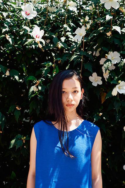 『破壊の日』で映画初出演を果たした注目の新星女優・長澤樹「この映画は幸せな人にこそ、見て欲しい」