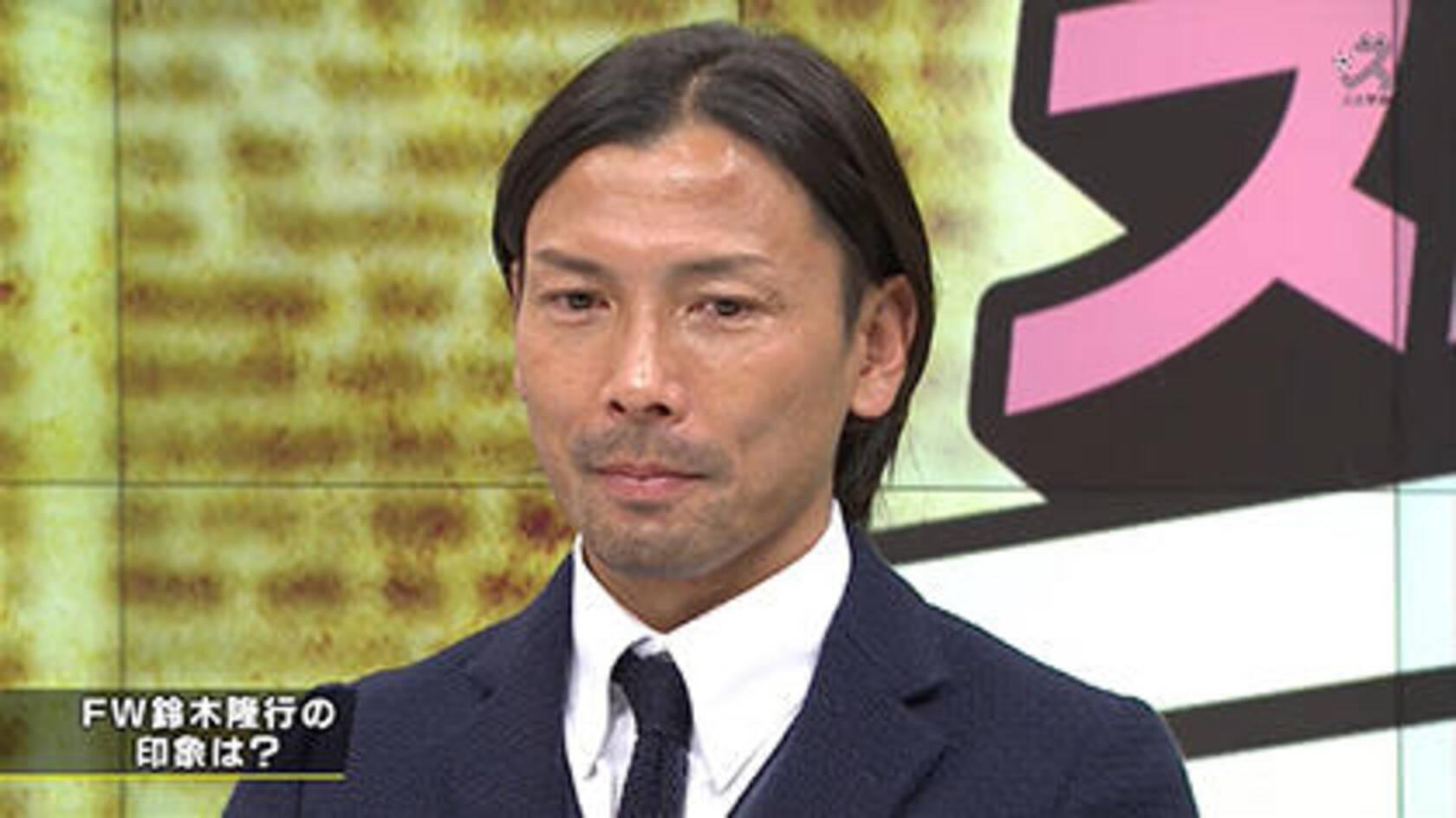 鈴木隆行が自身のサッカー人生を...