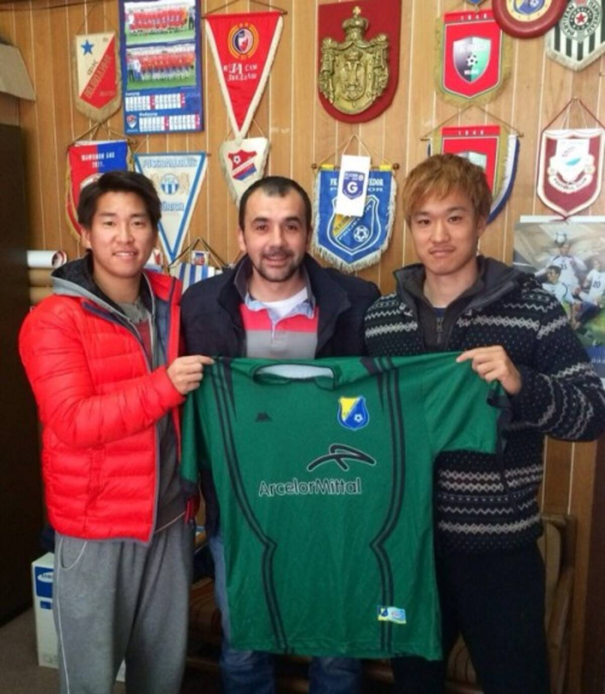 ac494d16c0418d 川辺隆弥、土肥健太の日本人2選手がボスニア1部リーグに移籍 (2014年2月27日) - エキサイトニュース