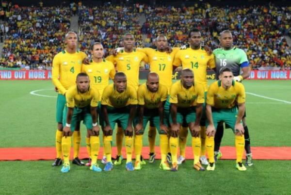 南アフリカ、代表チームの黒人選手の割り当て引き上げを決定 (2014年4 ...