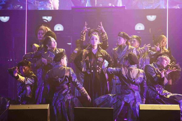 浜崎あゆみ、出産公表後初ステージで24曲熱唱