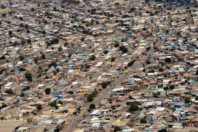 地上で最も暑い国、アフリカのジブチ共和国 (2018年8月30日 ...