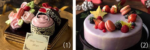 限定10台のケーキも!第一ホテル東京のクリスマスケーキ予約受付中 ...