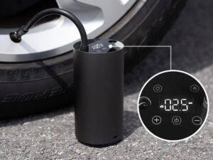 タイヤの空気圧を自動検知! 空気注入もできる「MOJIETU Lightning」が便利そう