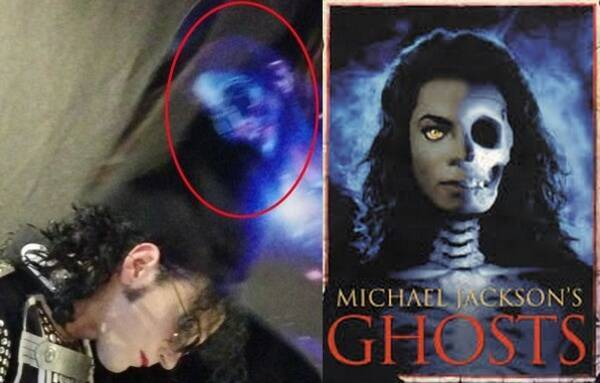 """マイケル・ジャクソン亡霊写真!? そっくりさんイベントに""""GHOST""""現る ..."""