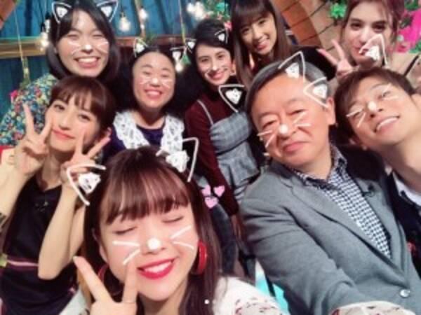 尼神インター誠子 池上彰の レア な姿を公開 2017年10月3日