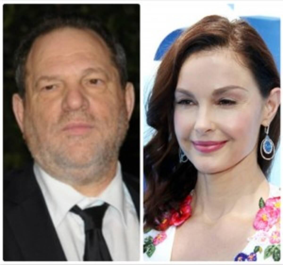 ワインスタインを女優アシュレイ・ジャッドが提訴「キャリアに傷をつけ ...