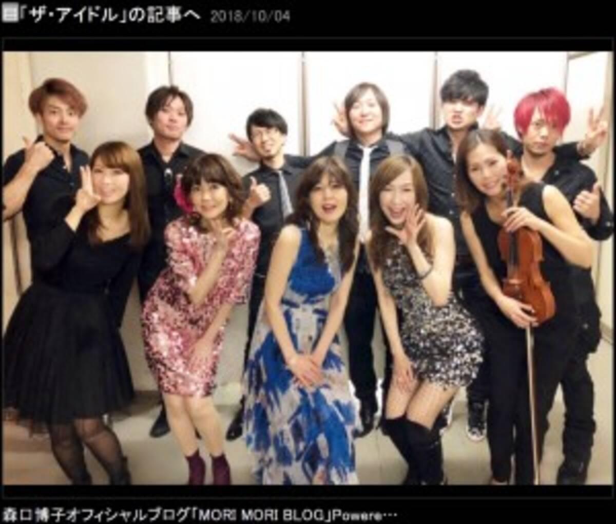石野真子の ザ アイドル オーラに松本伊代と森口博子 可愛いね 18年10月5日 エキサイトニュース