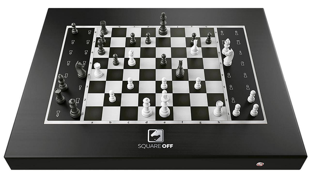 自動で駒が動く Aiチェスボード Square Off が超カッコいい 2020年