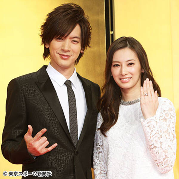 北川景子とdaigo結婚2年もラブラブ そろそろ気になるアノ話題は