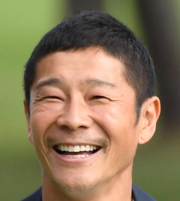 〝お金配りおじさん〟前澤友作氏