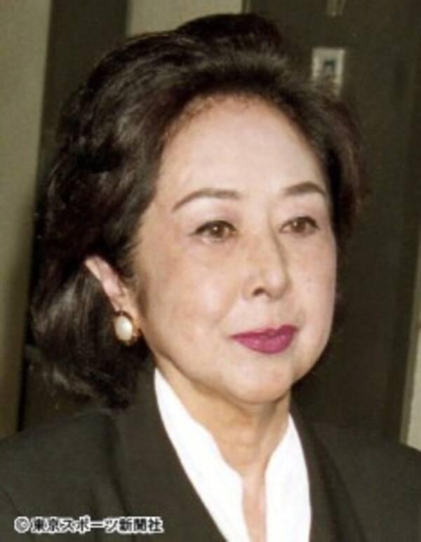 昭和の名女優・月丘夢路さん 映画界に提言「根気良く育てようという ...