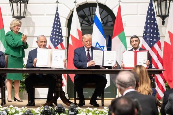 中国は「イスラエルとアラブ各国の国交正常化」をどう捉えるか (2020年 ...