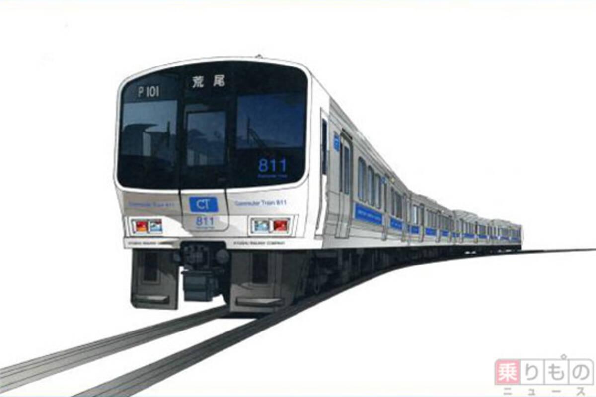 811系電車が水戸岡デザインにリニューアル 新しさを青で表現 Jr