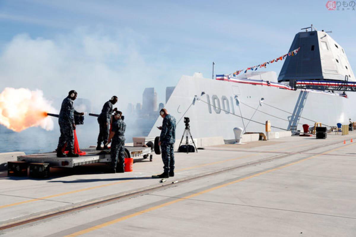 軍艦の名前あれこれ 人名多いアメリカ海軍と全くない海上自衛隊 例外に ...