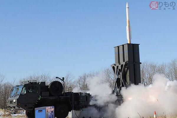 沖縄配備か陸自最新の地対空ミサイル「03式中SAM改」その性能は 守備 ...