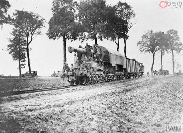 1門火力は戦艦以上「列車砲」とは パリ砲、グスタフ…巨砲は戦後なぜ急 ...