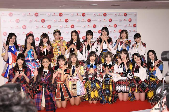 世界のakb48グループが大集結 海外メンバーとは歌とダンスで心を一つ