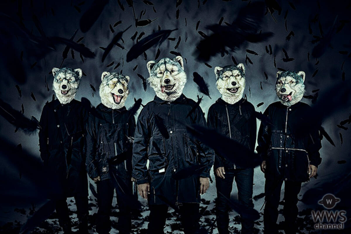 Man With A Mission 初となる音楽ドキュメンタリー映画のメイン