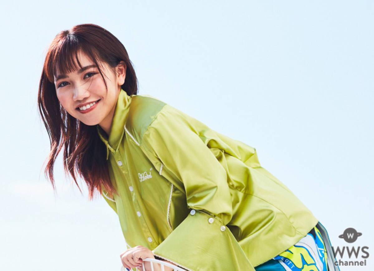 井上苑子 新曲 近づく恋 が Sea Breeze Cmソングに決定 2020年3
