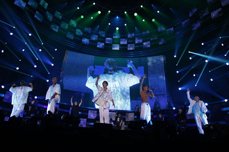 【PHOTO】 EXILE THE SECOND、VAMPSら スッキリ!!フェス/写真レポート