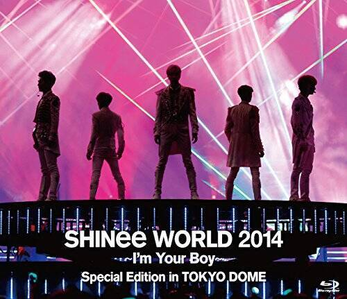 SHINee WORLD 2014~I'm Your Boy〜 Special Edition in TOKYO DOME [Blu-Ray]