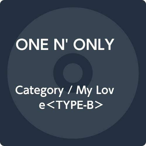 Category / My Love<TYPE-B>