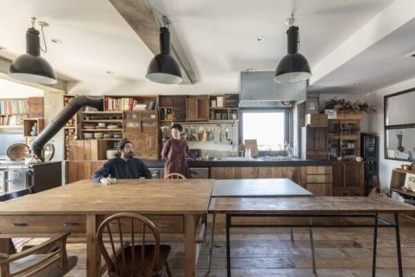 2世帯住宅に暮らす距離感がちょうどいい思い思いのリノベーション