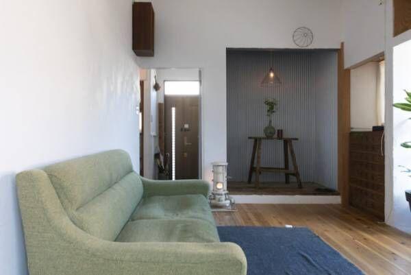 築45年の木造家屋を再生当たり前を変えてみる独創性に満ちたアイデア空間