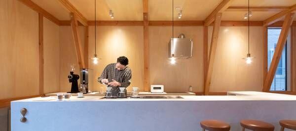 3世代で家をシェアする穏やかな時を刻む思い出の地に開いた珈琲屋