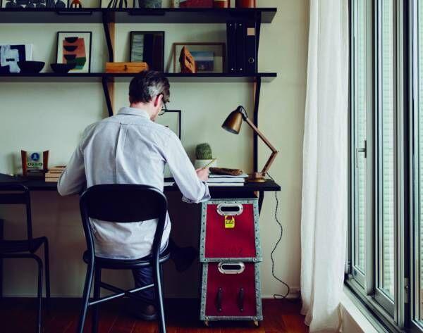 住まいに「仕事」を取り入れる ヘーベルハウスが提案する 「暮らす」と「働く」の、いい関係