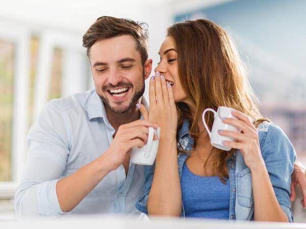 幸せな結婚生活