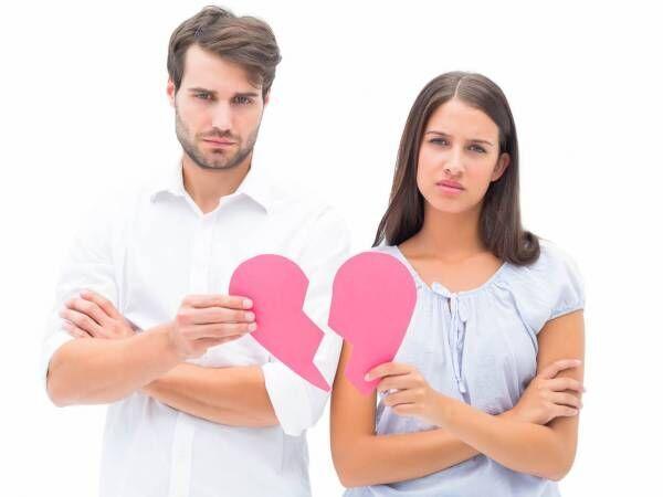 不幸な恋愛パターン