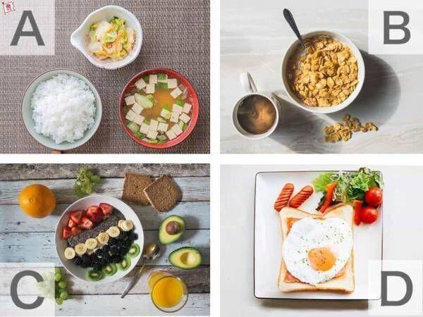 食べたい朝ごはんでわかる!あなたと結婚の相性が良い男性