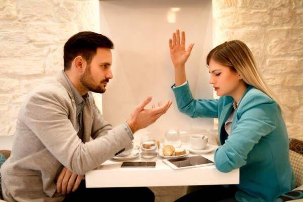 デートでケンカになってもこれだけはNG!男性が本気で困る言動3つ