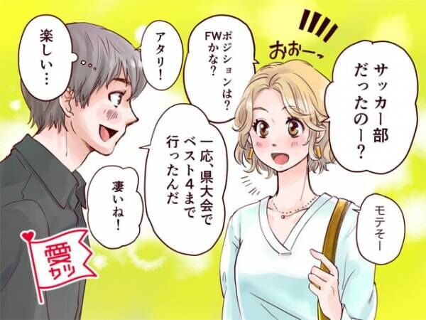 星座×血液型別!友達から恋人になりやすい男女カップルTOP10