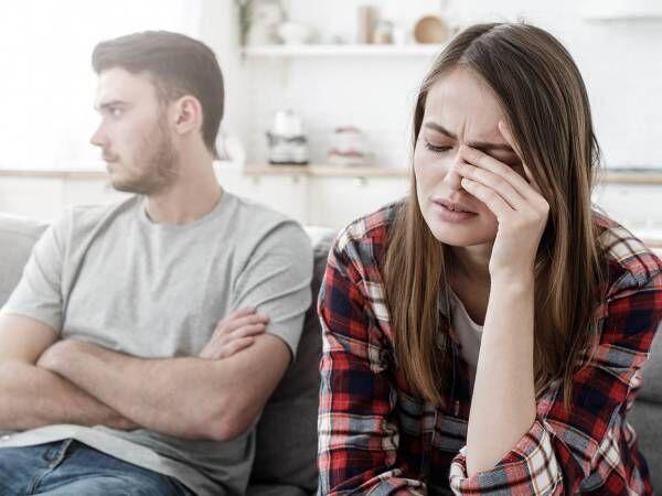 パートナーにしたらダメ!結婚を考え直すべき、彼のNG行動