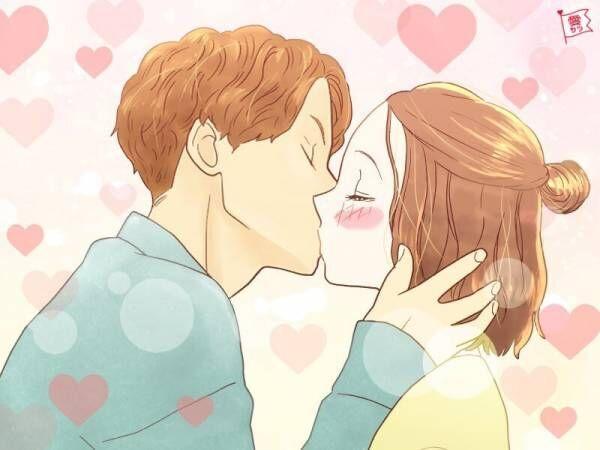 血液型で占う!男性が「メロメロになるキス」をご紹介♡
