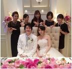 尾崎ナナの結婚式に参加したKONANの結婚は「10年後」