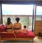 大和田美帆 母・岡江久美子の還暦を祝い温泉旅行へ