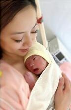 元ミス・インター日本代表白田久子 親孝行な息子を出産