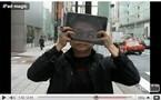 iPadを使ったハイテク手品動画が面白いと評判