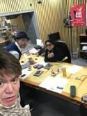 ヒロミ 木梨憲武と藤井フミヤのラジオ番組に生出演、仲良し3ショットにファンほっこり