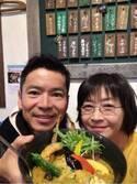 妻・田中美佐子と初体験の料理を食べる「未知との遭遇を楽しみたい!」